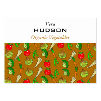 Veg Wallpaper Pack Of Chubby Business Cards