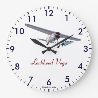 Vega Adventure Large Clock