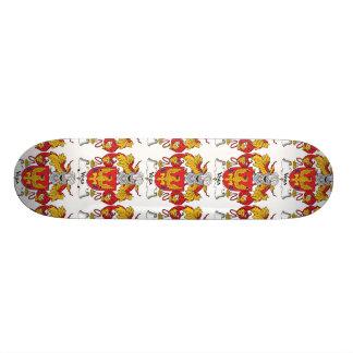 Vega Family Crest Skate Board