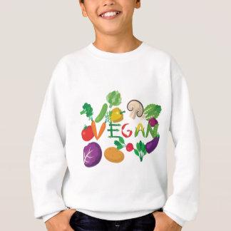 vegan 2 sweatshirt