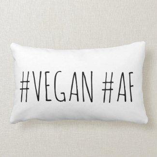 #VEGAN #AF Pillow