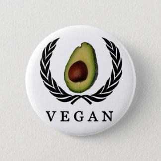 Vegan avocado button