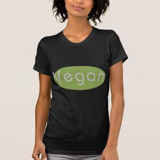 Vegan Black T-Shirt Tshirt
