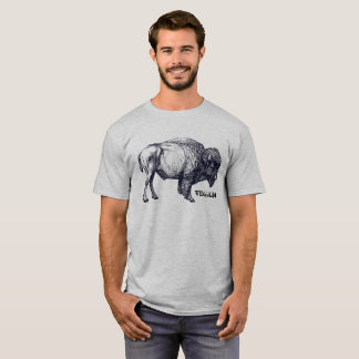 Vegan Buffalo T-Shirt