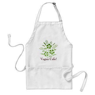 Vegan Cafe! Apron