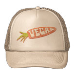 Vegan Carrot Hat