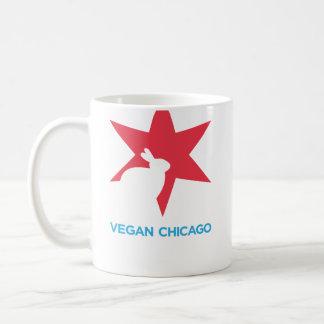 Vegan Chicago Color Logo Mug
