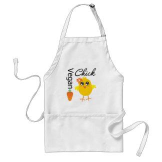 Vegan Chick 2 Aprons