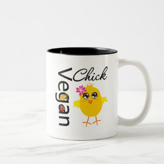 Vegan Chick Coffee Mug