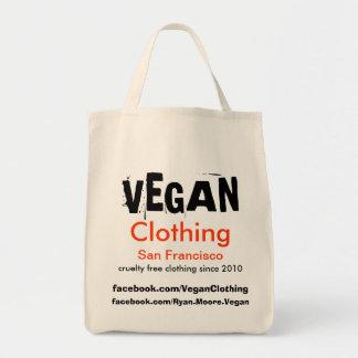 VEGAN Clothing Promo Bag SFG