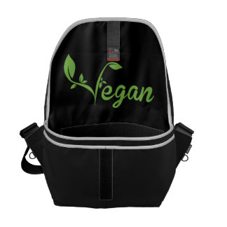 Vegan Commuter Bag