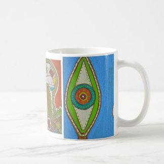 Vegan eye Mug