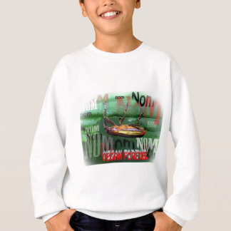 vegan forever sweatshirt