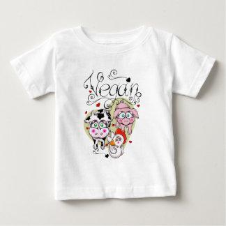 Vegan friends baby T-Shirt