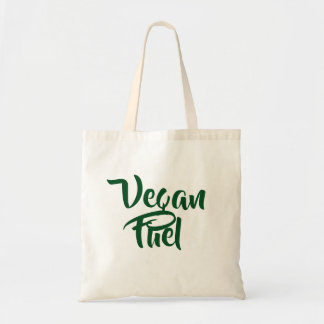 Vegan Fuel shopping grocery bag
