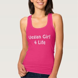 vegan girl 4 life tank top