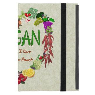 Vegan Heart Cover For iPad Mini