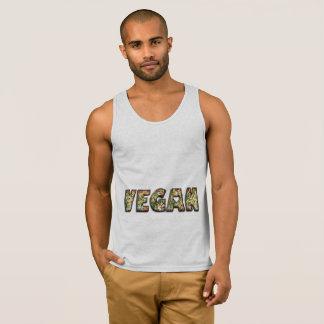 Vegan Heart Food Vegetables Funny Typography