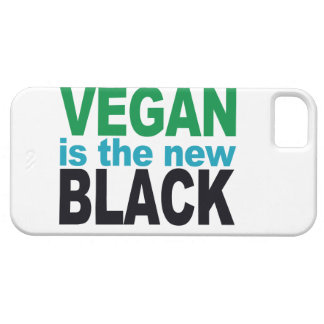 Vegan is the New Black iPhone 5 Cases