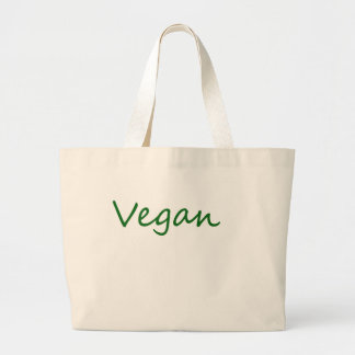 Vegan Jumbo Tote Bag