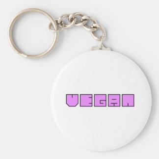 Vegan Key Chains