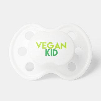 vegan kid dummy baby pacifiers