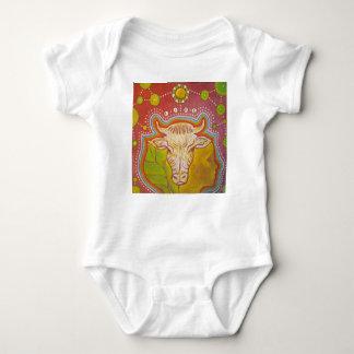 Vegan life baby bodysuit