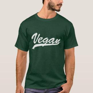 Vegan Logo (Green/M) T-Shirt