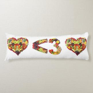 VEGAN LOVE -  your Heart Body Cushion
