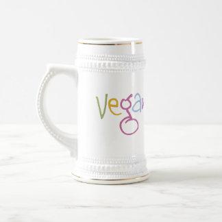 Vegan Multicolor Mug
