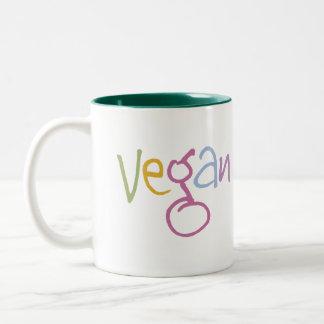 Vegan Multicolor Coffee Mugs