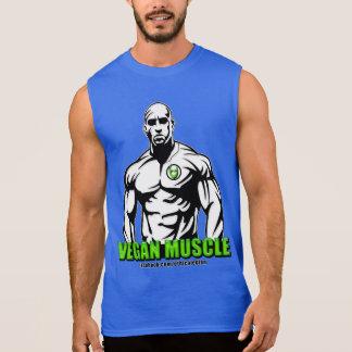 Vegan Muscle Apparel Sleeveless T-shirts