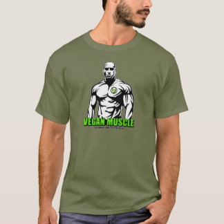 Vegan Muscle Apparel T-Shirt