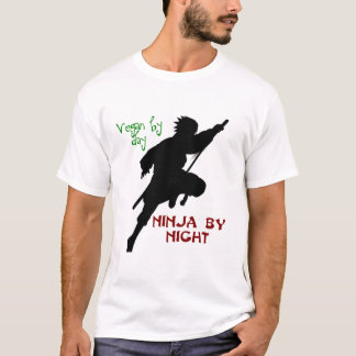 Vegan Ninja T-Shirt