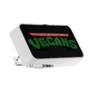 Vegan Parody Speaker System