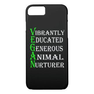 Vegan Phone Case For Animal Lovers, Vegan
