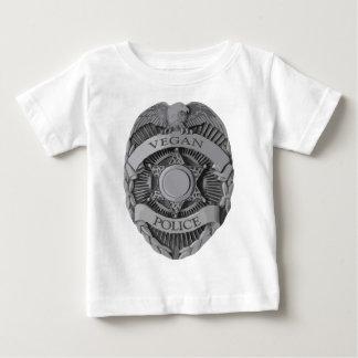 Vegan Police Baby T-Shirt