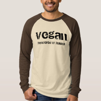 Vegan powered by plants T-Shirt