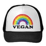 Vegan Rainbow Cap