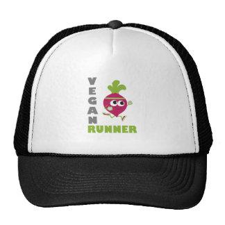 Vegan Runner - Beet Trucker Hat