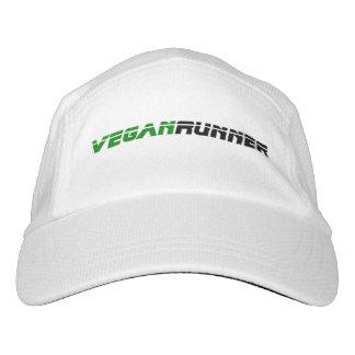 Vegan runner hat