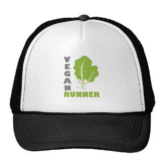 Vegan Runner - Kale Hat