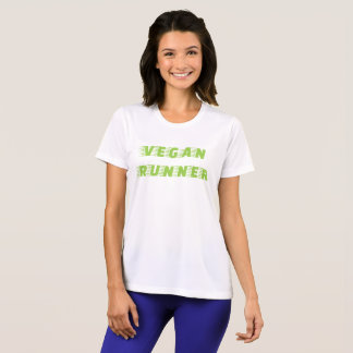Vegan runner T-Shirt