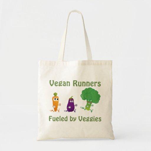 Vegan Runners - fueled by Veggies Bags