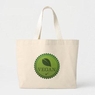 Vegan Seal Canvas Bags
