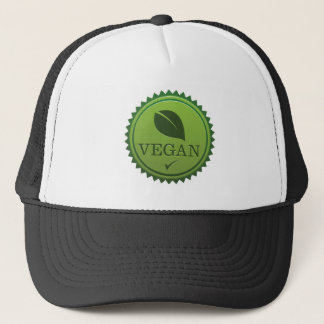 Vegan Seal Trucker Hat