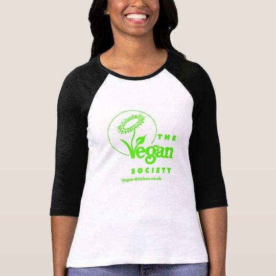 Vegan Society T-Shirt
