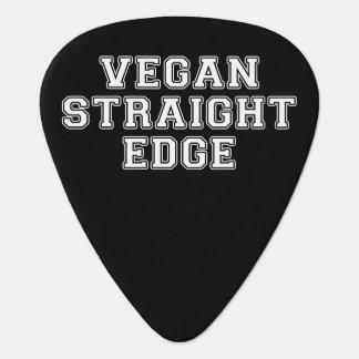 Vegan Straight Edge Plectrum