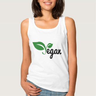 Vegan Tank Top