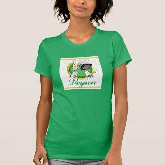 Vegan/vegetarian couple chef T-Shirt
